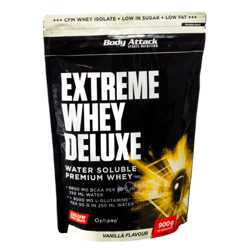 Боди Аттак Экстрим Уэй Делюкс - Body Attack Extreme Whey Deluxe