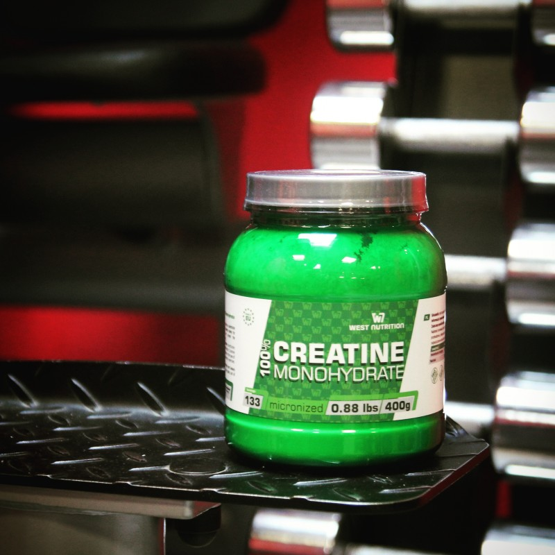 West Nutrition 100% Creatine MONOHYDRATE