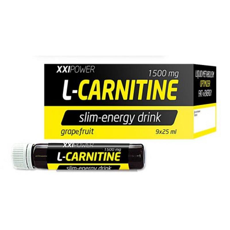 XXI Пауэр L-Карнитин - XXI Power L-Carnitine