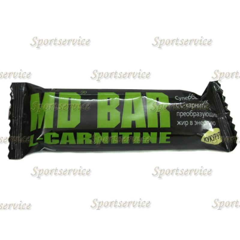 МД батончик с Л-карнитином - MD L-carnitine Bar