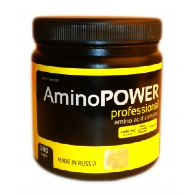 XXI Пауэр Амино Пауэр- XXI Power Amino Power