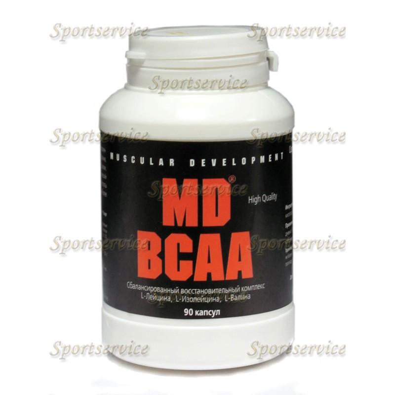 МД БЦАА - MD BCAA