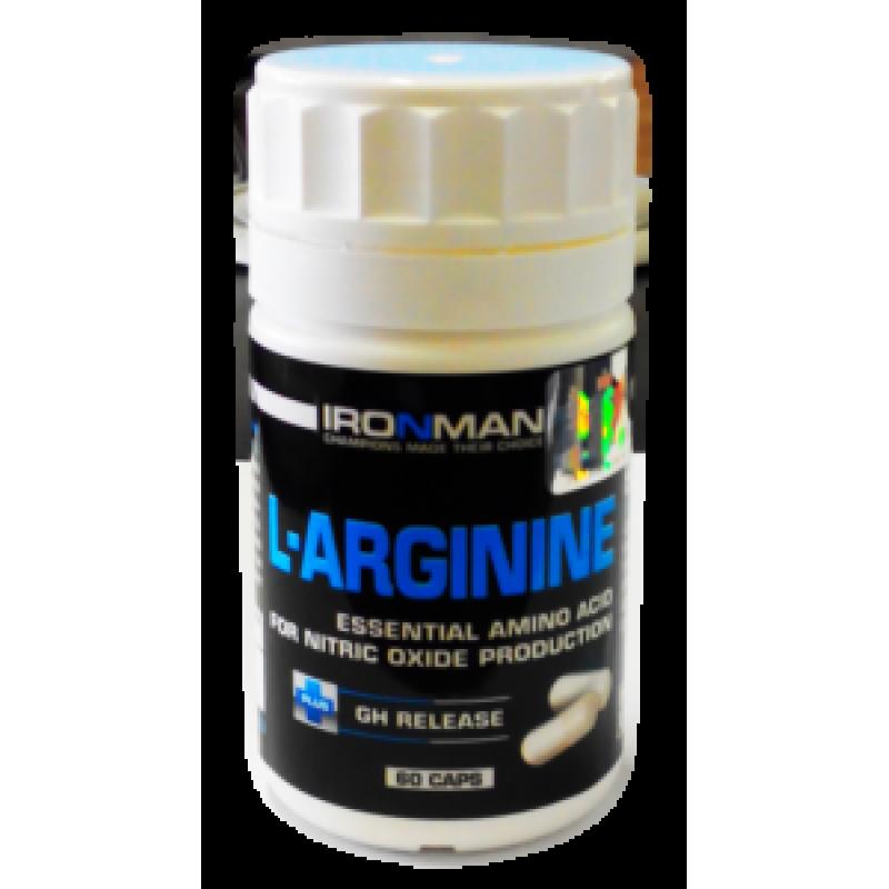 Л-аргинин для потенции