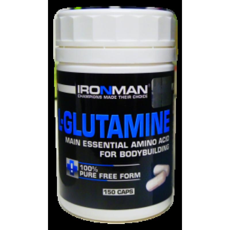 Айронмэн Л-глютамин - Ironman L-глютамин