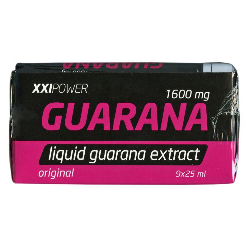 XXI Пауэр (XXI Power) Гуарана, 9 амп*20 мл)