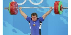 Олимпийский чемпион Арямнов & West Nutrition.