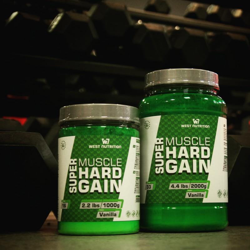 West Nutrition Super Muscles Hard Gain