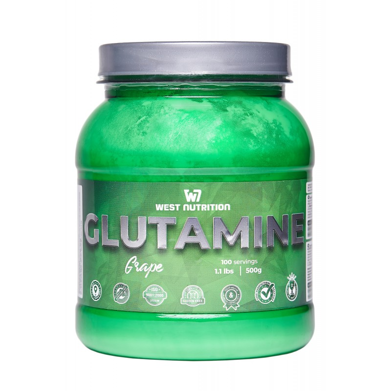 West Nutrition  Glutamine