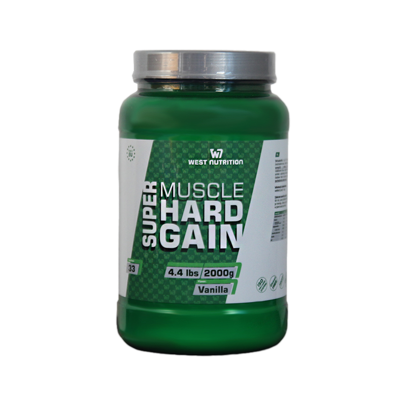 West Nutrition Super Muscles Hard Gain