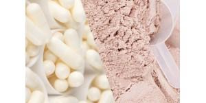 Что выбрать: протеин или аминокислоты?