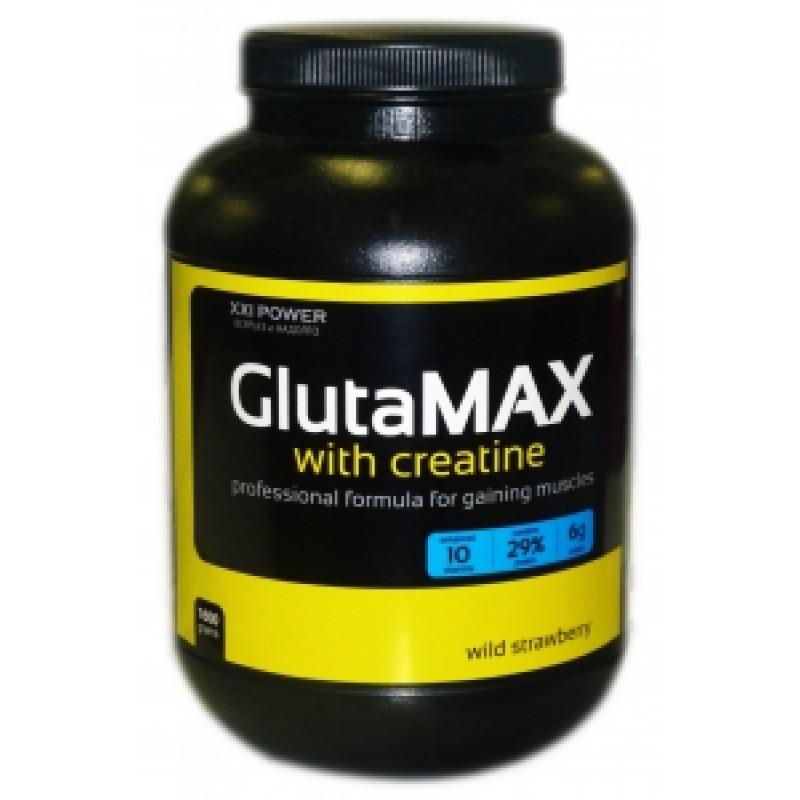 XXI Пауэр Глютамакс 3000 с креатином - XXI Power GlutaMax 3000 with creatine