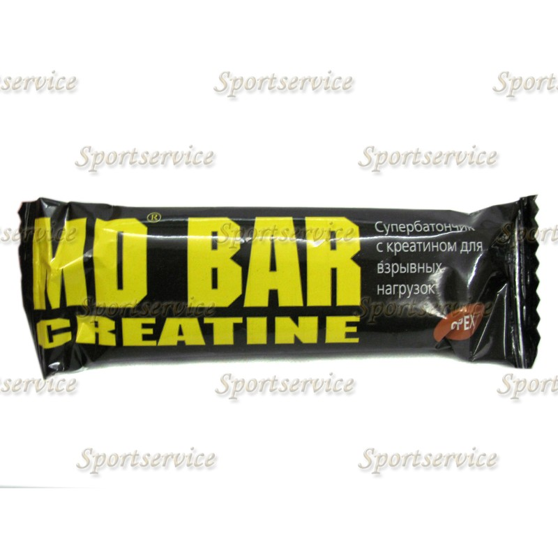 МД батончик с креатином - MD Creatine Bar