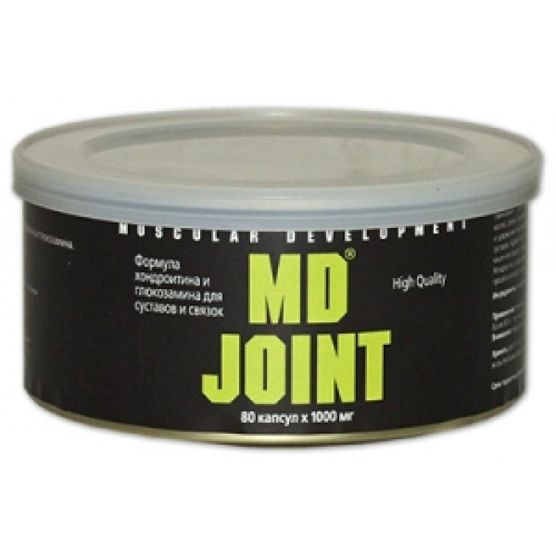 МД Джоинт - MD Joint, 80 капсул