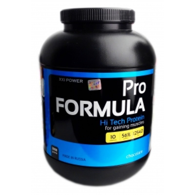 XXI Пауэр Про Формула - XXI Power Pro FORMULA