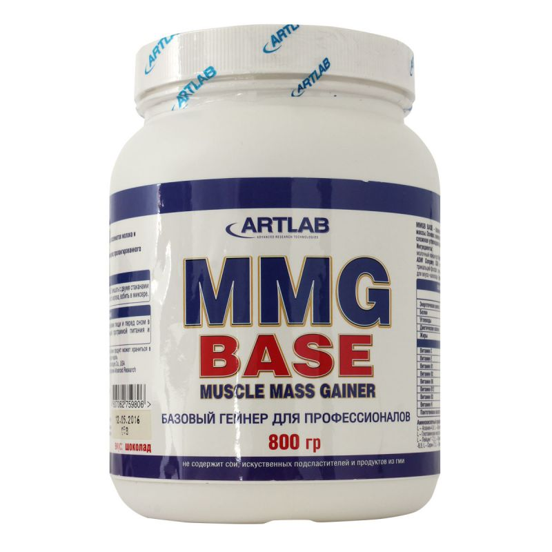 Артлаб Маскл Масс Гейнер Бэйз - Artlab Muscle Mass Gainer Base