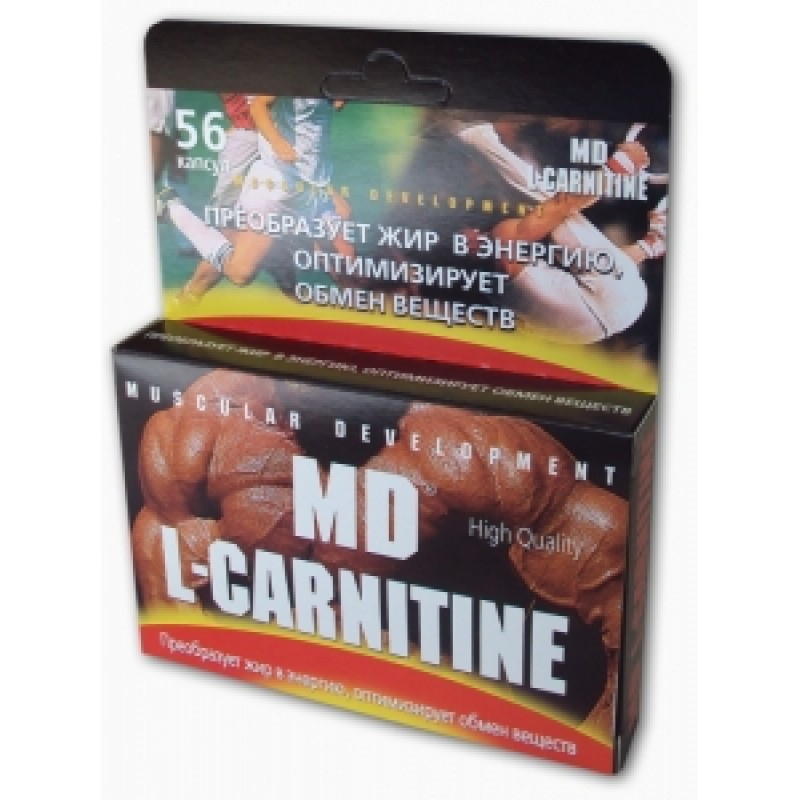 MD MD L-CARNITINE